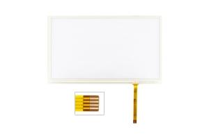 """Тачскрин (сенсорное стекло) №20 (7.0"""" 16.4x10.0 см.) для GPS"""