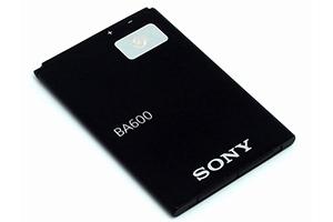 АКБ Sony BA-600 EURO (Xperia U)