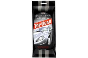 Салфетки (Top Gear) стекло, зеркала, фары №30