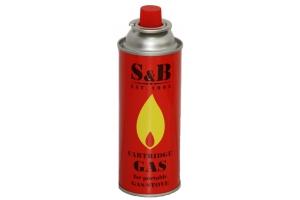 Газ универсальный всесезонный для портативных газовых приборов S&B
