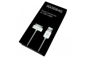 USB Дата-кабель для iPhone (коробка)