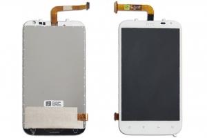 Дисплей HTC Sensation XL белый, модуль в сборе