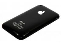 Задняя крышка для iPhone 3G 16Gb (черный)