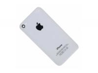 Задняя крышка со средней частью для iPhone 5 (Белый)