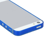 Bumpers для iPhone 5 (синий)