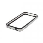 Bumpers для iPhone 4/4S (белый/черный)